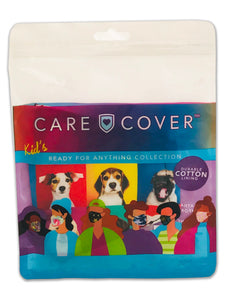 NEW! Dogs Kids Care Cover Face Mask