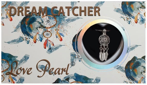 Love Pearl™ Dream Catcher Necklace DIY Oyster Opening Kit