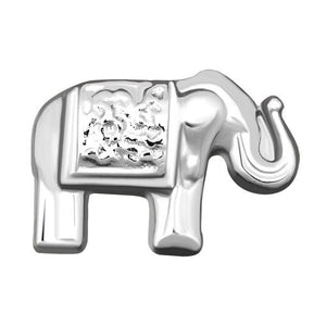 Elephant Floating Charm