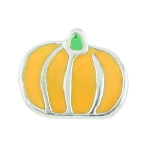 Pumpkin Floating Charm