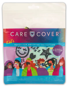 NEW! Graffiti Kids Care Cover Face Mask