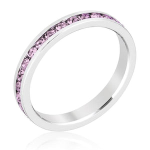 June Stackable Eternity Ring