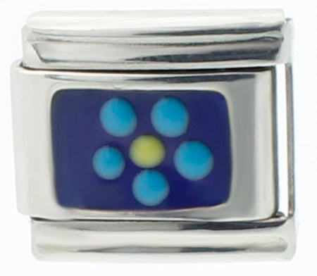 Color Changing Mood Flower 9mm Italian charm