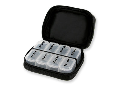 Men's Blue Fashion Smart 7 Day Weekly Pill Organizer