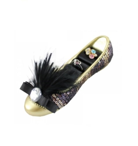 Burlesque Flat Shoe Ring Holder