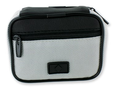 Men's Silver Fashion Smart 7 Day Weekly Pill Organizer