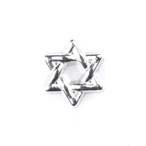 Star Of David Floating Charm