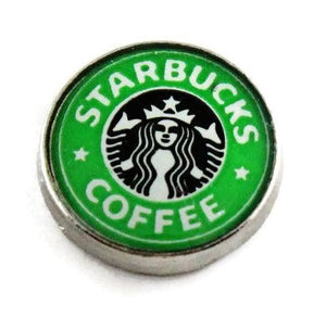 Starbucks Coffee Floating Charm