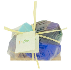 Palm Stone Soap Rock Gift Set