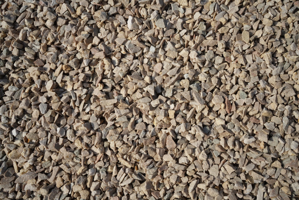 3/8 Clear Chips Construction Stone, per yard