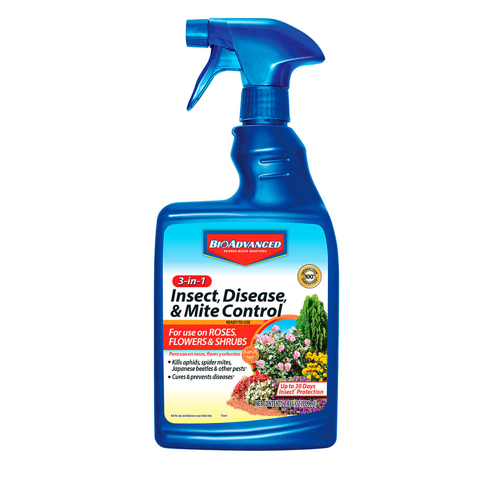 BioAdvanced™ 3 in 1 Insect, Disease, & Mite Control | Shop Stuart's