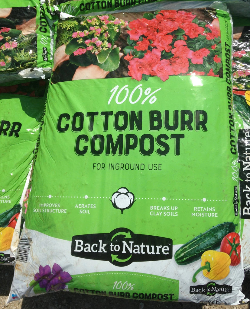 Compost-Cotton Bur, 2cubic feet