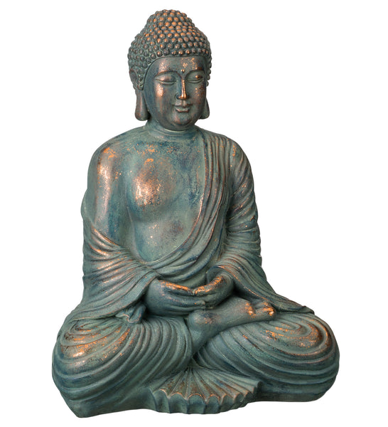Copper Buddha by Regal