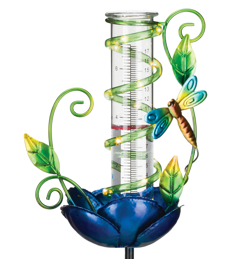 Dragonfly Rain Gauge Photo courtesy of Regal Art & Gift