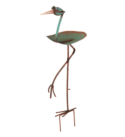 "Bird Feeder ""Diggity Bird""-Crane By Regal"
