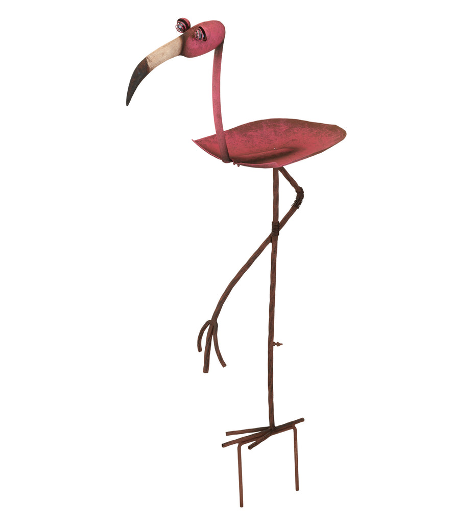 "Bird Feeder ""Diggity Bird""-Flamingo By Regal"