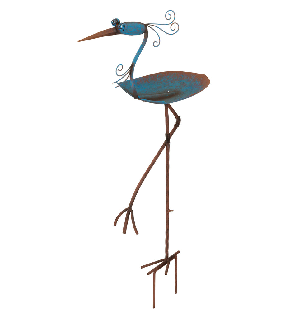"Bird Feeder ""Diggity Bird""-Heron By Regal"