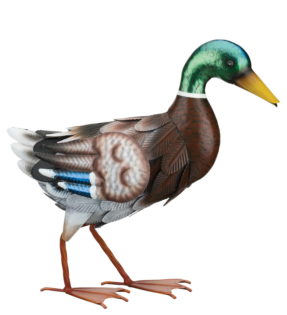 Garden Decor-Mallard Walking figurine By Regal