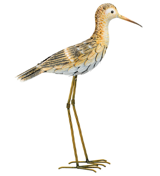 "Garden Decor- Sandpiper up 21"" figurine By Regal"
