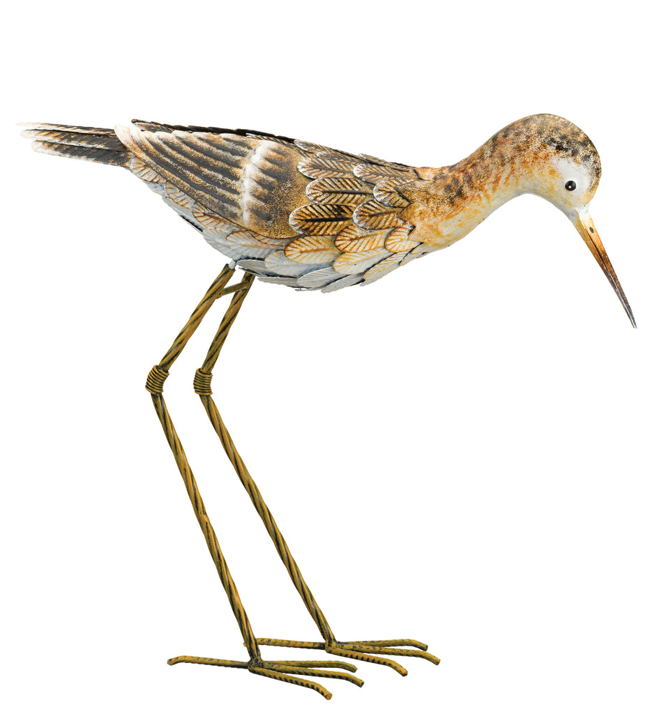 Garden Decor- Sandpiper down figurine By Regal