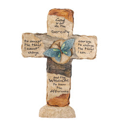 Serenity Prayer Cross By Carson For Sale | Shop Stuart's