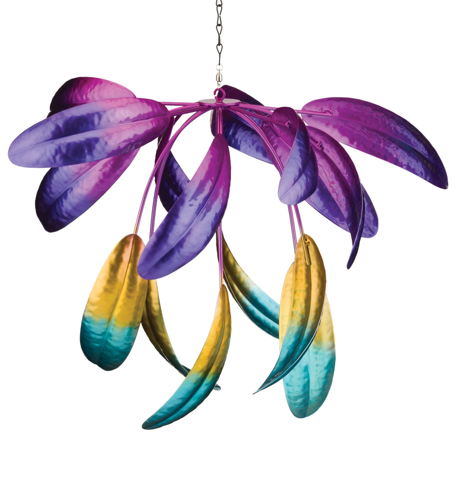 Hanging Wind Spinner-Leaf By Regal