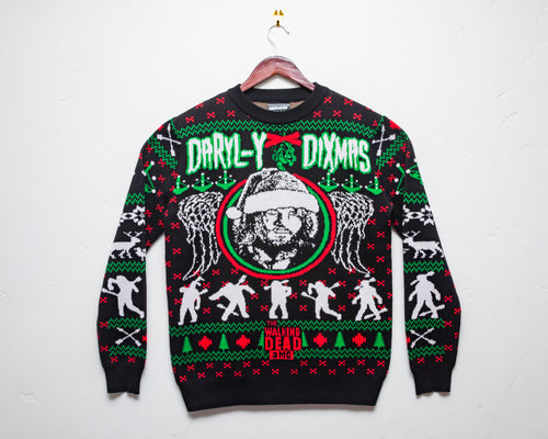 Daryl-y Dixmas Sweater