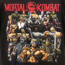 Mortal Kombat Group Tee- Medium
