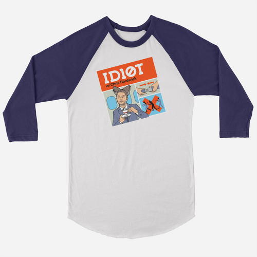 ID10T Podcast Raglan