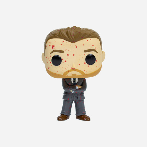 Chris Hardwick Blood Splatter Pop! Vinyl