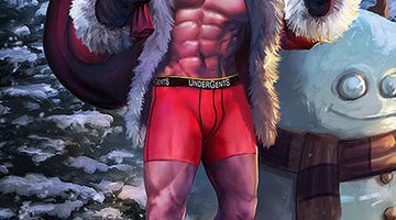 UnderGents Are The Official Underwear Of Christmas