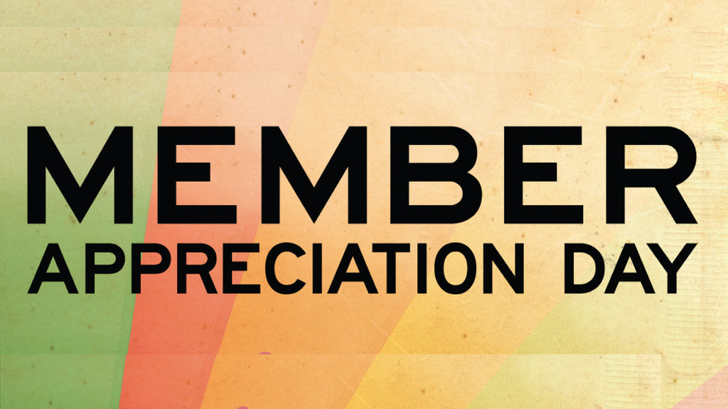 MEMBERSHIP APPRECIATION DAY