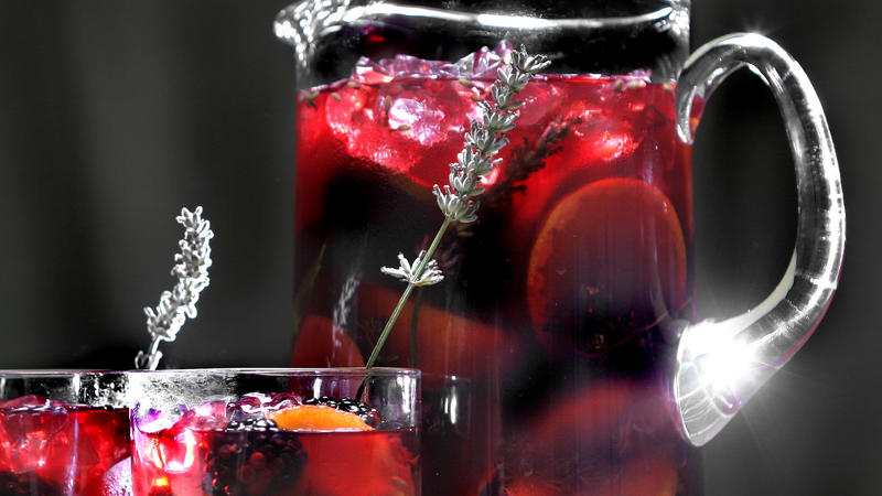 Sangria recipes for Summer - California Cookbook