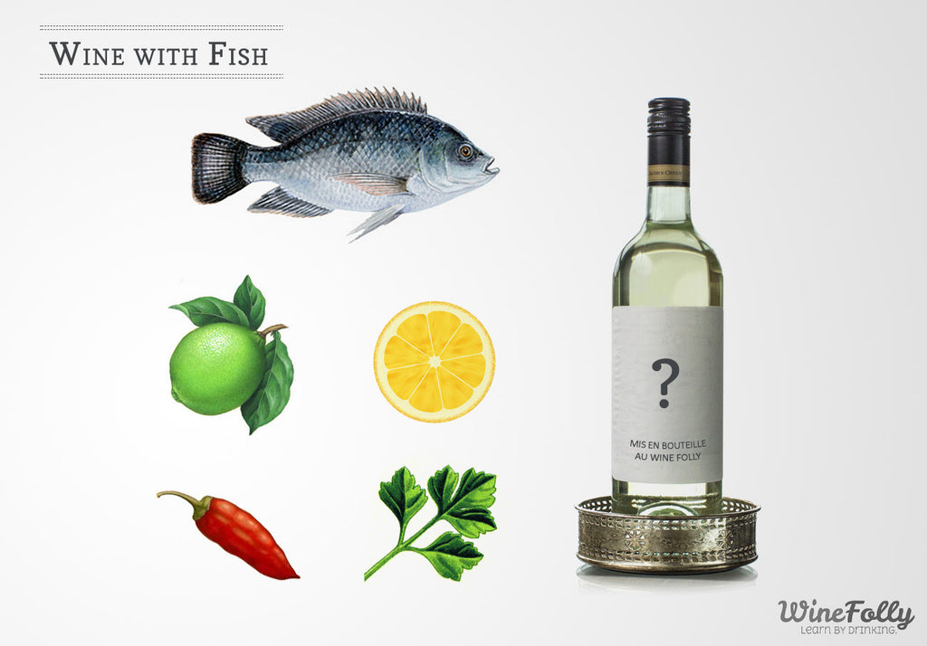 """Why Fish and Red Wine Don't Mix"""