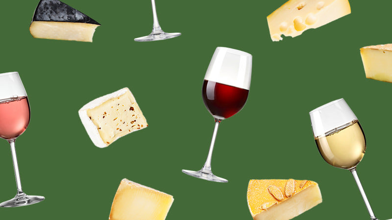 WE ASKED 10 WINEMAKERS: WHAT'S YOUR FAVORITE WINE-AND-CHEESE PAIRING?