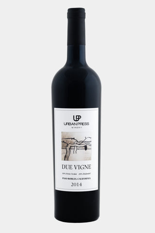 2014 Urban Press Due Vigne