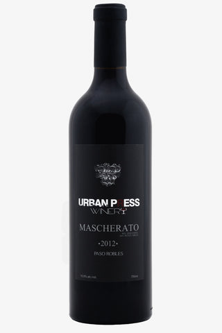 2012 Urban Press Mascherato