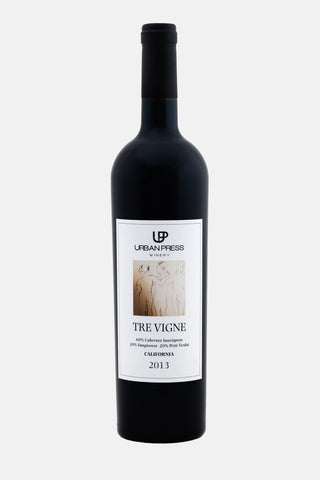 2013 Urban Press Tre Vigne