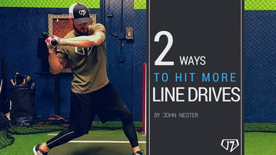2 Ways to Hit More Line Drives