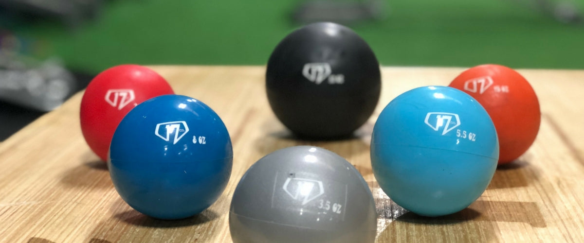 Soft Grip Weighted Balls