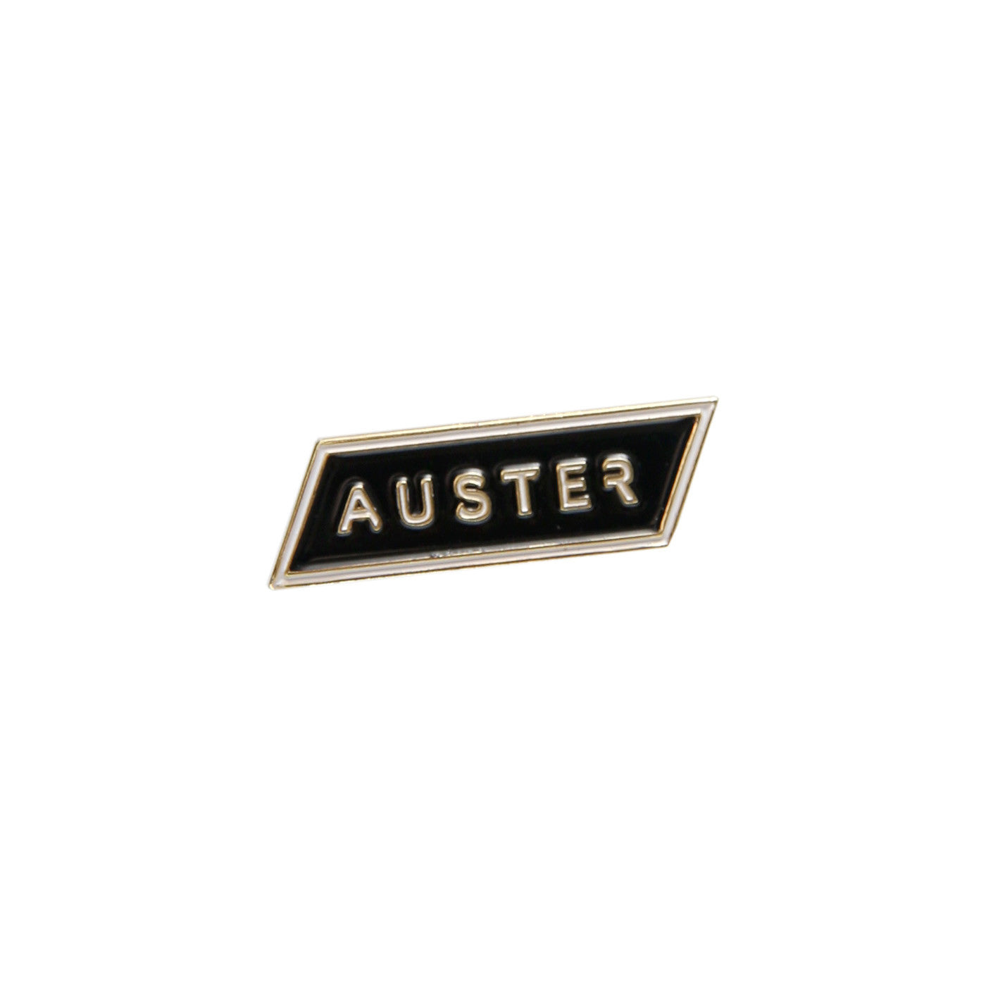 "AUSTER ""ONWARD"" PIN SERIES 2<br>(to sport the Auster family)"