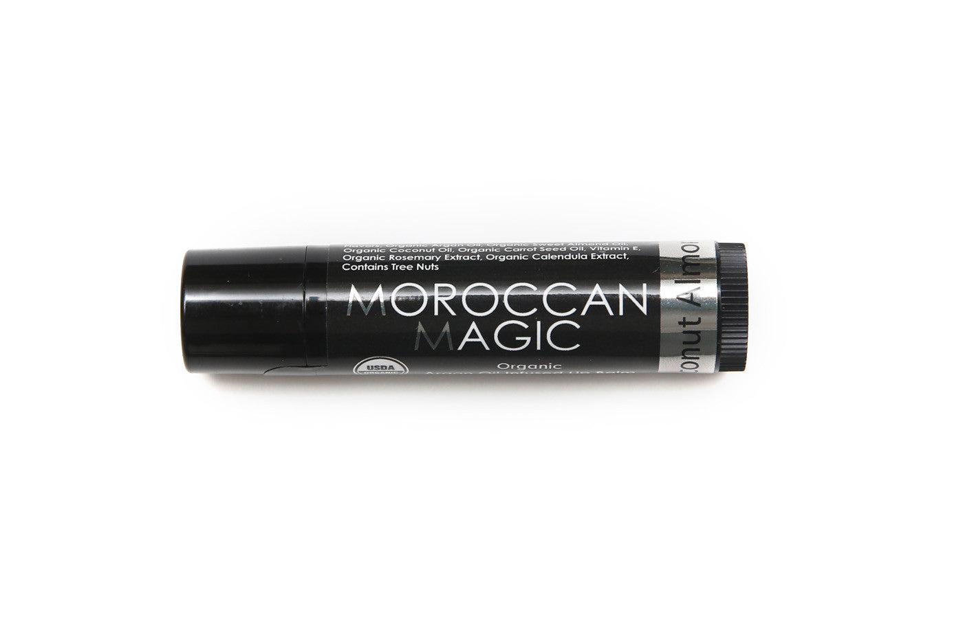 ONE MOROCCAN MAGIC<br>ORGANIC LIP BALM<br>(for the sake of your drip tips)