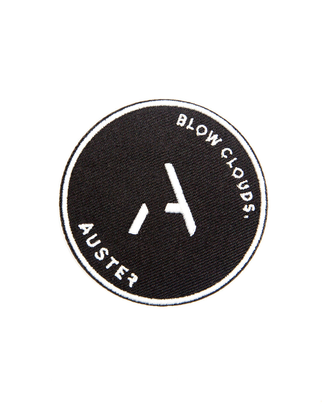 AUSTER PATCH SERIES 1<br> (for a little style boost)