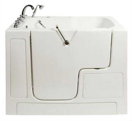 52X32X41 Wheelchair Accessible Walk-in Tub - Available in Soaker, Whirlpool, Air or Dual Jets