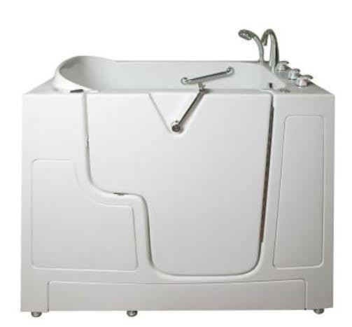 52X30X40 Wheelchair Accessible Walk-in Tub - Available in Soaker, Whirlpool, Air or Dual Jets