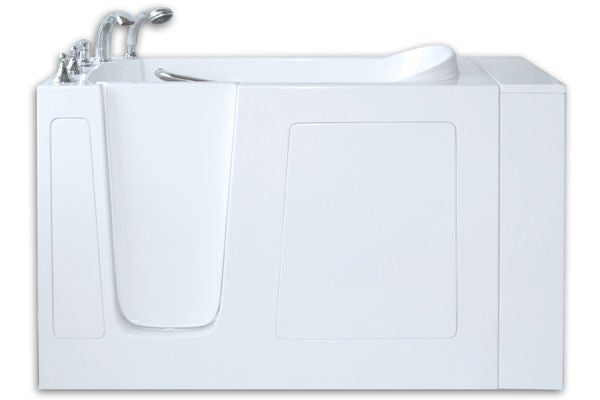 52X30X40 Low Threshold Walk-in Tub - Available in Soaker, Whirlpool, Air or Dual Jets