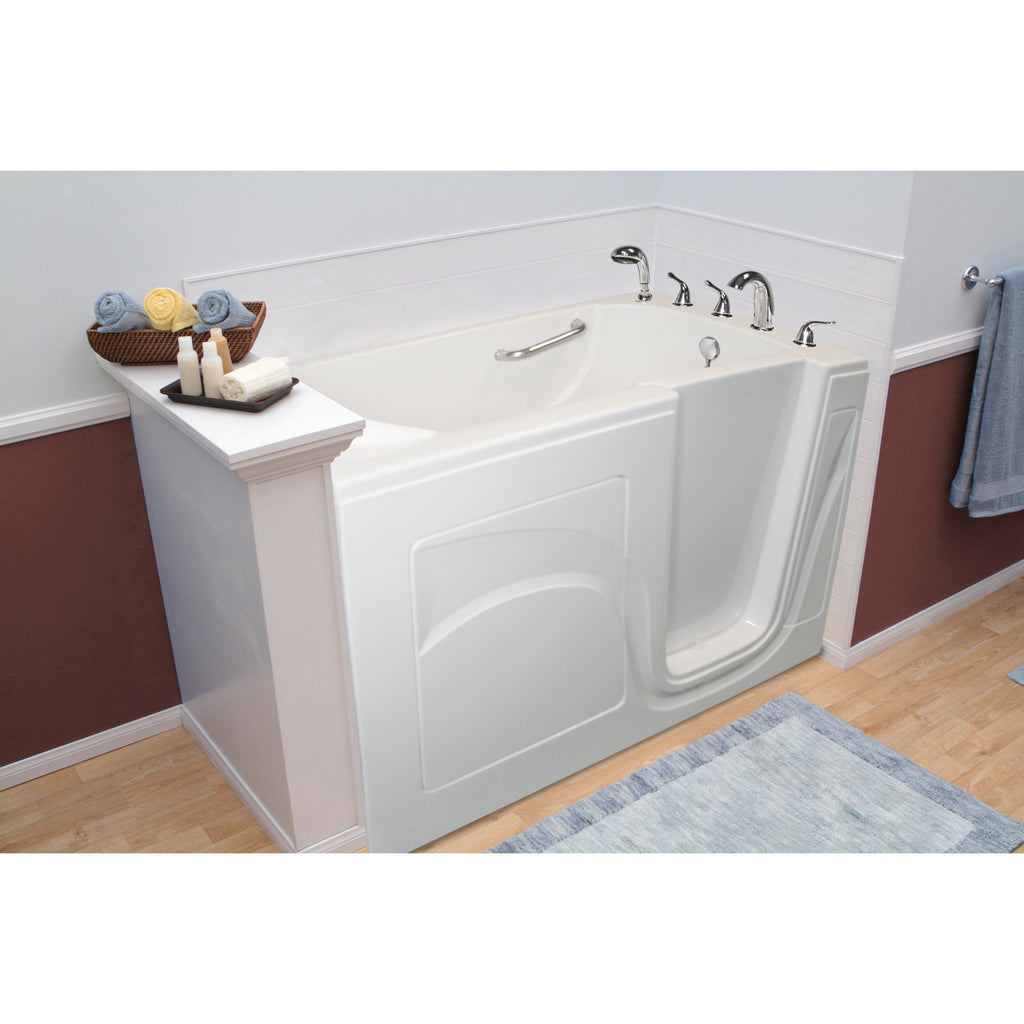 54X30X38 Walk-in Tub available in Soaker, Whirlpool, Air, or Dual ...