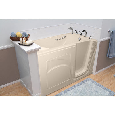 54X30X38 Walk-in Tub available in Soaker, Whirlpool, Air, or Dual Jets