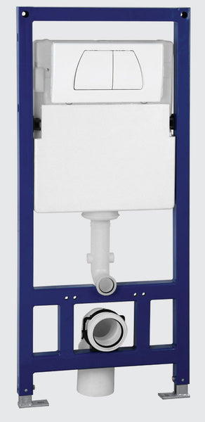 EAGO PSF332 In Wall Tank & Carrier for Wall Mounted Toilets