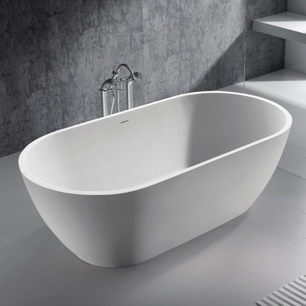 Oval Elipsed Freestanding Bathtub (3 sizes) - SW-110